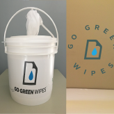GO GREEN WIPES