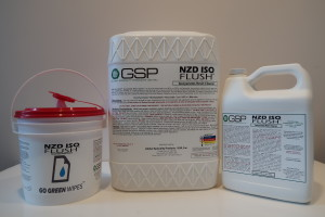 NZD ISO 1 AND 5 GAL AND WIPES
